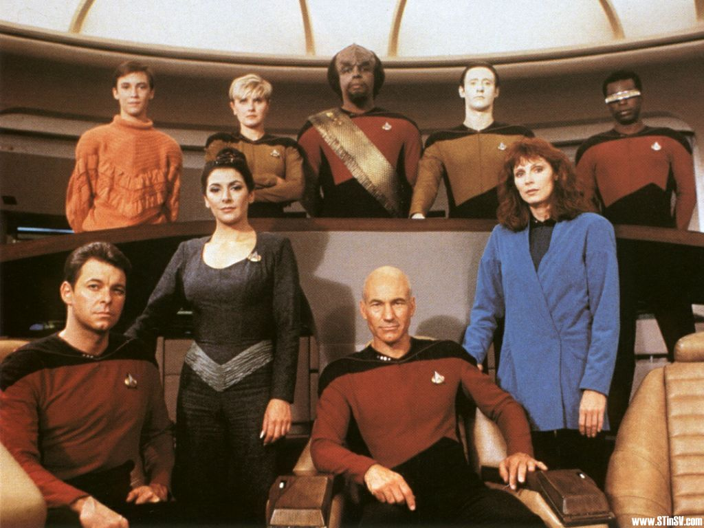 "The Beginner's Guide to ""Star Trek: The Next Generation"" | ScreenPrism"